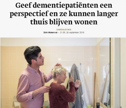 De Social Trials in Dagblad Trouw